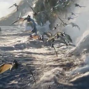 아바타 2 개봉일은 언제? 3D 안경없이 볼수있는 3D 영화라는 아바타2 예고편