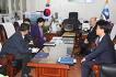 구군장애인체육회 설립을 위한 구군청장 방문