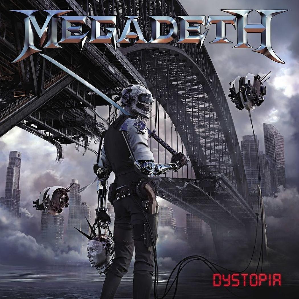 Megadeth, 메탈리카의 대척점에 선 단 하나의 밴드
