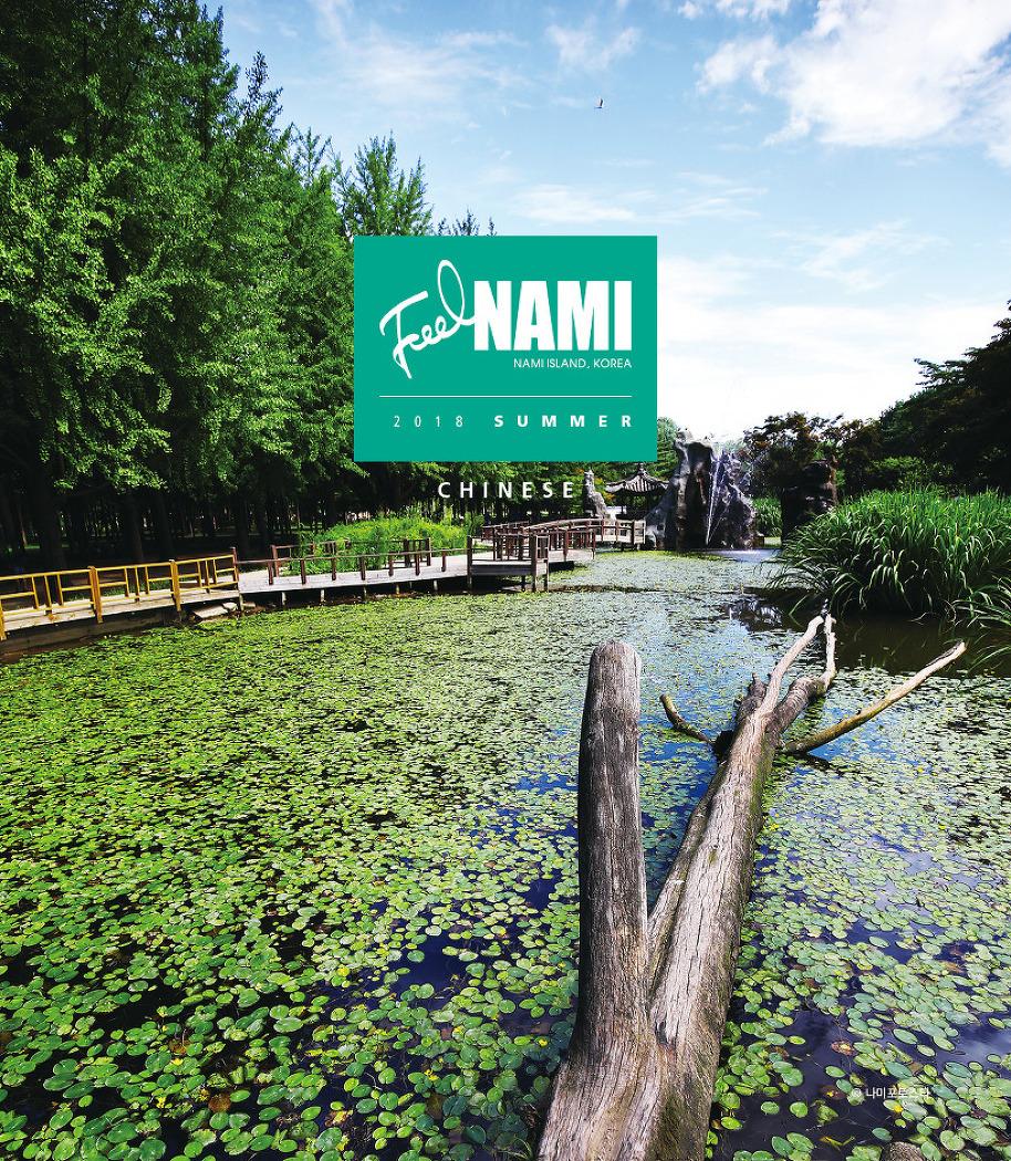 [Newsletter] 2018 Feel NAMI, Summer (Chi..