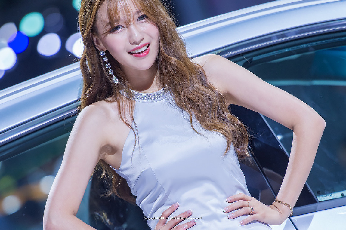 레이싱 모델, 이아영: 2018 부산국제모터쇼 #3