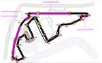 F1 2012 Formula 1 2012 아부다비 그랑프리 결승(Race) - 종합 순위 변동표