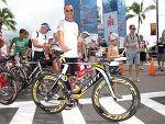 2011 세계아이언맨 챔피언쉽 하와이대회 이모저모 2부 - 프로선수들의 TT 바이크