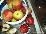 남아도는 사과로 하는 Apfelstrudel압펠슈트루델(롤케이크)