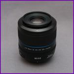 삼성 NX200 사용기 - NX 60mm F2.8 마크로 렌즈