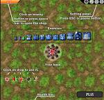 벙커지키기 게임하기 - Bunker defense 플래시 지키기게임