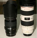 캐논 EF 70-200mm f2.8 L IS (아빠백통)렌즈의 인물출사 사용기