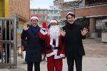 [20161223] 박용진 의원, '메리 크리스마스' 화계초 방문