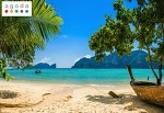 아고다, 유명한 태국 비치섬에서 최대 70% 세일!