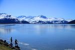 """알래스카 """" 산나물과 훌리겐을 잡는 사람들 """""""