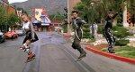 날으는 스케이트 보드-호버보드