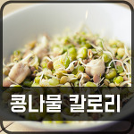 콩나물 칼로리 & 효능 알아볼까요?