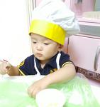 둘째육아일기, 나는야 팥빙수 요리사