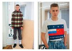 Gosha Rubchinskiy Fall/Winter 2015 Lookbook