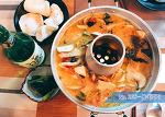 [맛집 No. 205] 부드럽고 담백한 태국의 맛, '똠 카까이'