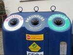 쓰레기 재활용, 한국 OECD 2위, 독일 1위 - 하지만 많이 다른 분위기