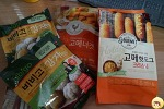 CJ 선물세트 - 비비고 찰보리 감자만두 & 고메 핫도그 & 고메 너겟
