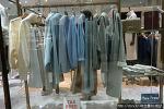 올봄 유행컬러,일본 의류매장에서 살피다