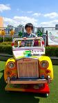 무료 놀이기구, 어린이 가볼만한 곳 - 수완지구 롯데마트 옥상