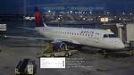 [170114] 디트로이트-워싱턴DC (DTW-DCA), 델타항공 (DL3352), ERJ-175 탑승기