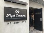 도쿄 나카메구로 나이젤카본(NigelCabourn the army gym) 매장 방문