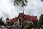 태국 푸켓여행-왓찰롱, 돌고래쇼