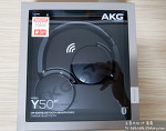 AKG Y50BT 블루투스 헤드폰 개봉기