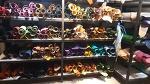 홍콩 가죽 공예 용품 판매점