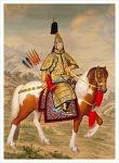 십전무공, 건륭제 중국 역사상 원나라 이후 가장 큰 영토를 가진 제국의 통치자가 되다.