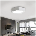 BRELONG LED 리모콘이 있는 천장 조명 전등