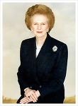 마거릿 대처 총리, 철의 여인, 영국 최초의 여성 보수당 당수