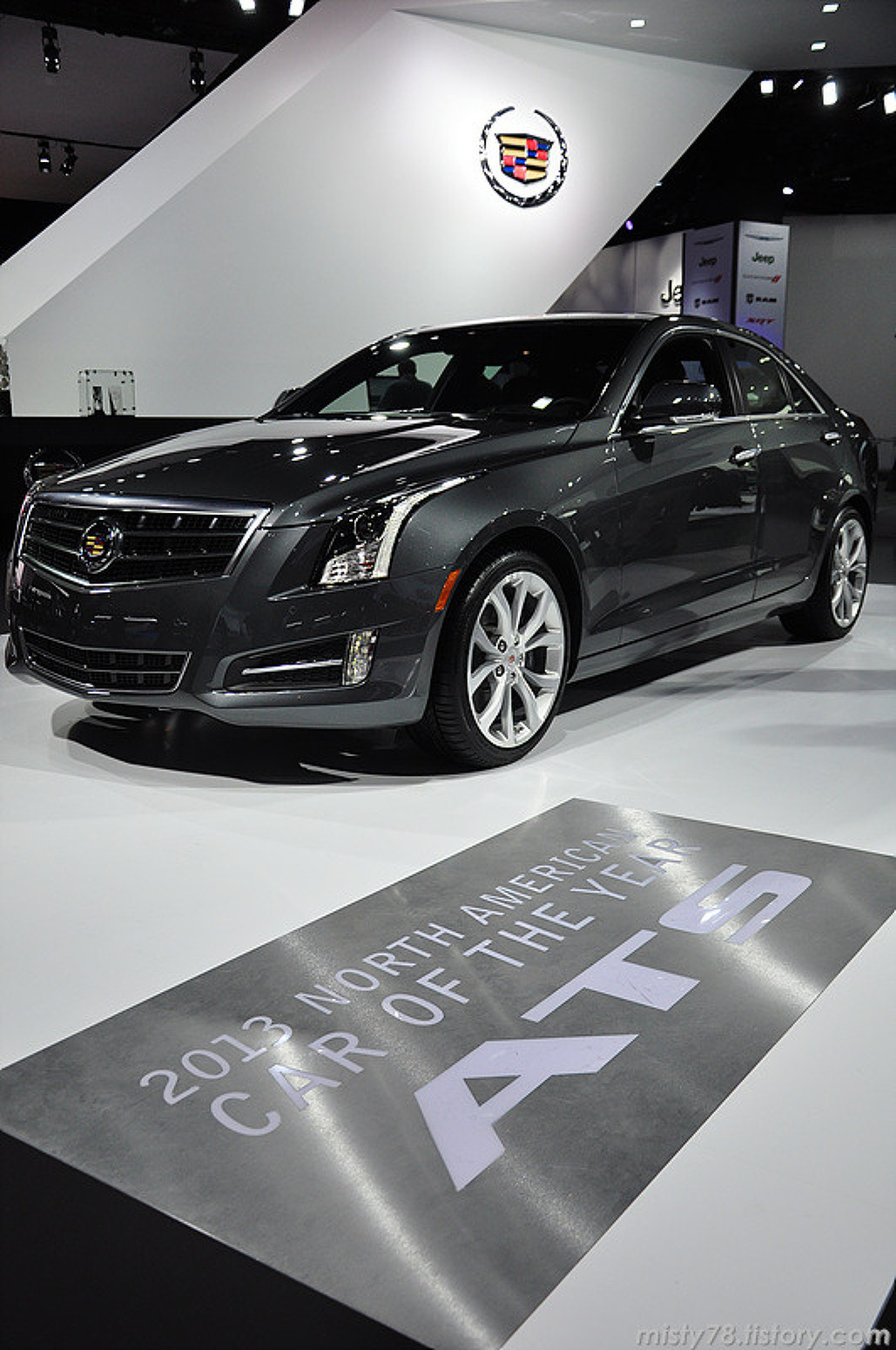 2013 NAIAS : GM