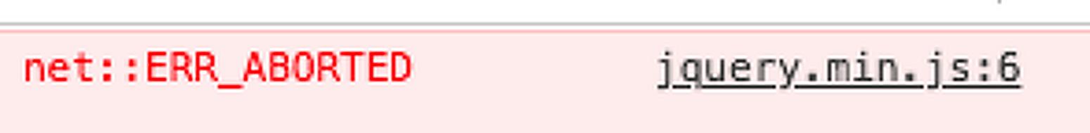 Error parsing HTTP request header 에러