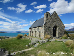 뉴질랜드 길 위의 생활기 294-테카포 선한목자교회 목사님도 정시에 퇴근한다.