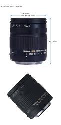 sigma 18-125mm f3.8-5.6 사용기