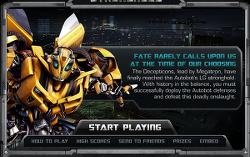 오토봇 스트롱홀드 게임하기 (Autobot Stronghold) - 플래시게임: 타워디펜스, 디펜스게임, 로보트 디펜스 게임