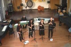[동영상] 퍼셀: 샤콘느 - 콰르텟 이카루스 (Quartetto Icarus)
