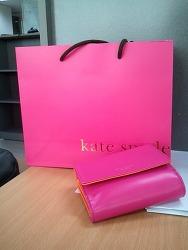 케이트 스페이드 지갑