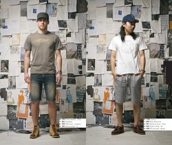 Brownbreath 12 S/S Clothink 'Silent Voyage' Lookbook 공개