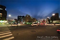 20091121, 야간 스냅
