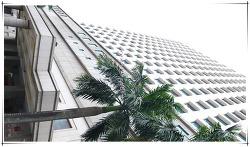 [미얀마 / 양곤] 양곤에서 가장 높은 건물에 위치한 트레이더스 호텔 Traders Hotel