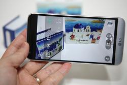 G5 카메라 왜곡 어떻게 봐야할까? 광각 카메라 탑재된 G5 왜곡 사진