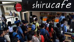 대학생들만을 위한 공짜 카페 '시루카페'