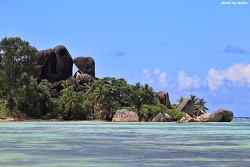 [세이셸 여행] 라디그섬의 앙스수스다정
