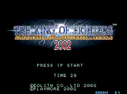 마메론2002(Mamelon2002) - 더 킹오브 파이터즈 2002 (The King Of Fighters 2002) / 킹오브2002
