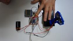 초음파 센서를 이용한 레이더 만들기 #2