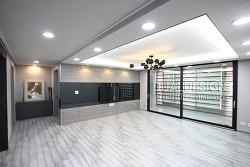 수원아파트인테리어 천천동 현대성우우방 49평
