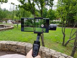 소니 엑스페리아 XZ 프리미엄 4K 짐벌 촬영 및 수퍼슬로모션