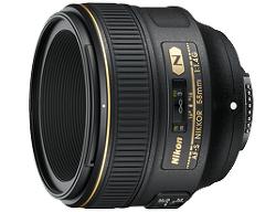 니콘 AF-S NIKKOR 58mm f/1.4G 공식발표