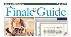 사보 프로그램 : 피날레 25 활용 가이드 & 사용법 01 ( MakeMusic Finale 25 Guide 01 ) - 32번째 강좌